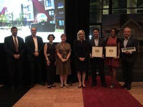 2016 Mississauga Urban Design Awards Winners - HOT Condos