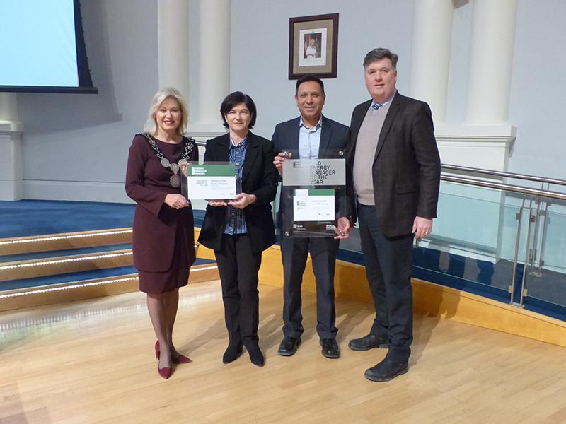Energy Manager Award