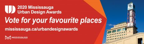 2020 Mississauga Urban Design Awards - Vote for your favourite places