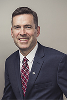 Portrait of Commissioner Gary Kent