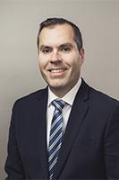 Portrait of Commissioner Geoff Wright