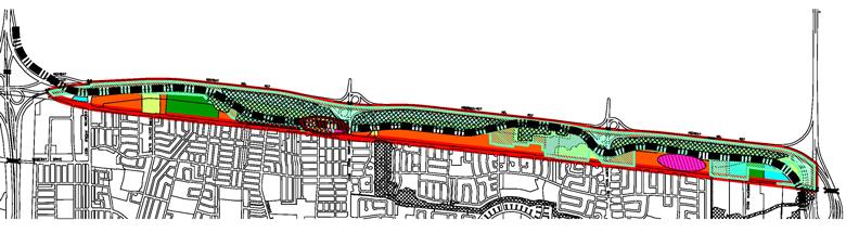 Ninth Line Map