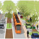 Rail transit concept