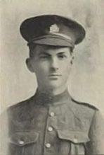 Sepia portrait of Harold Edwin Stalia