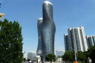 Absolute World Marilyn tower Mississauga