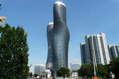 Marilyn Tower A, a residential condominium skyscraper