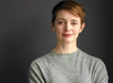 Award-winning author Emily St. John Mandel.