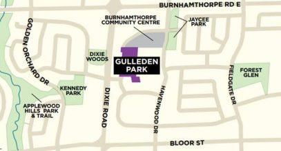 Guellen Park Redevelopment
