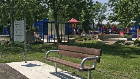 A photo of Zonta Meadows Park
