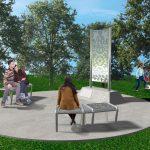 Concept of monument design