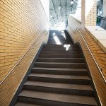 City Centre Transit Terminal stairs