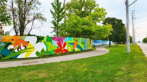 Lakeview Village Public Art Program