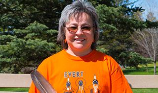 Phyllis Webstad headhost