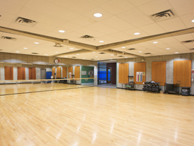 Indoor activity studio