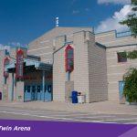 Erin Mills Twin Arena Exterior