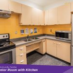 Meadowvale Youth Senior Room Kitchen