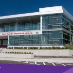 Port Credit Arena Exterior