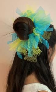 Do it yourself ballet hair scrunchie