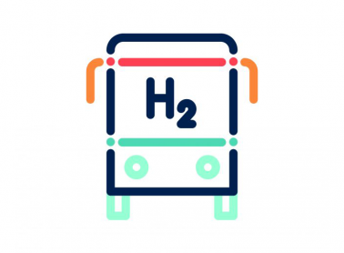 Hydrogen fuel cell electric bus pilot project