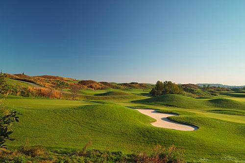 BraeBen 9 hole course