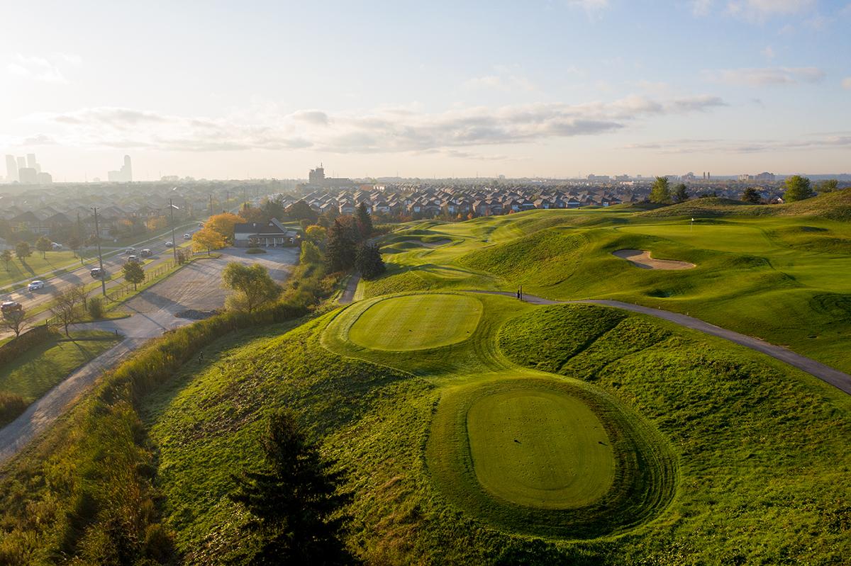 BraeBen 18-hole Championship course