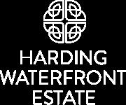 Harding Waterfront Estate logo